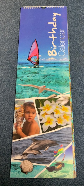 Geburtstagskalender Mauritius